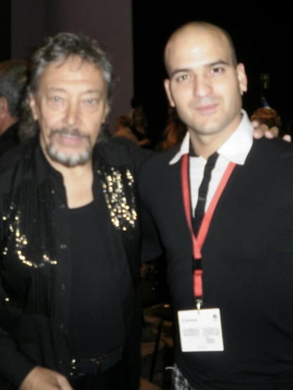 Jesús Gutiérrez Peluqueros con Llongueras