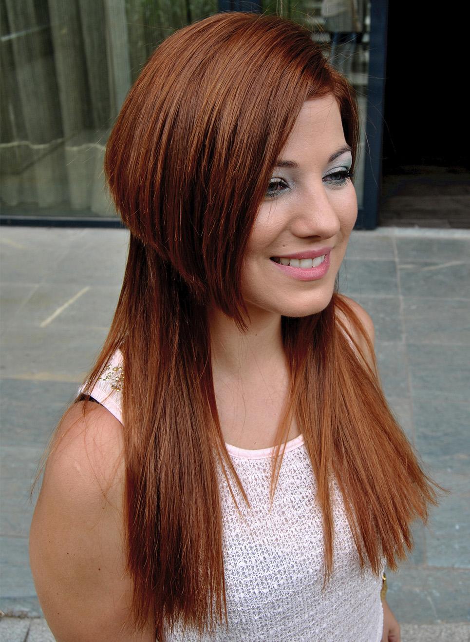 Jesús Gutiérrez Peluqueros Stylish Girl